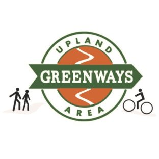 Upland Area Greenways logo